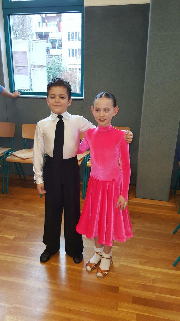 Shreyder, Daniel  - Ishchenko, Eveline