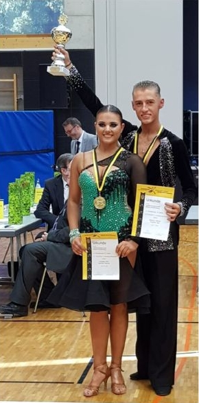 Maksym + Angelika, LM 2019